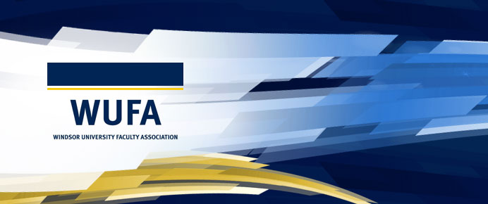 WUFA Statement on President Wildeman's State of the University Address  Banner Image
