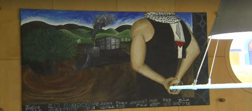 Paul Bronfman pulls support of York U over 'anti-Semitic' mural  Thumbnail Image