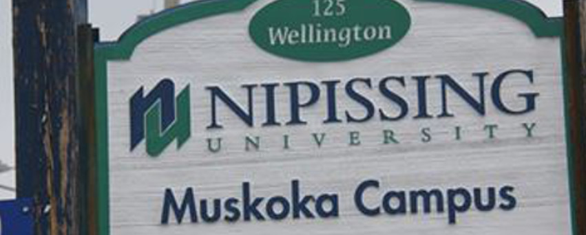 Nipissing University announces the closing of its Muskoka campus  Banner Image