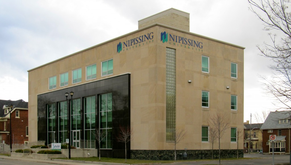 Flying and Driving Pickets show Support for Nipissing Faculty  Thumbnail Image